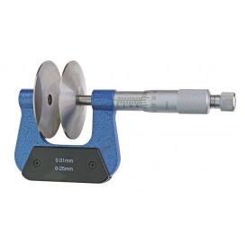 Micromètre à grands plateaux - métrologie conseil sourcing