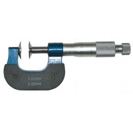 Micromètre à plateaux