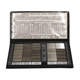 Échantillons de surface RUGOTEST - MÉTROLOGIE CONSEIL SOURCING