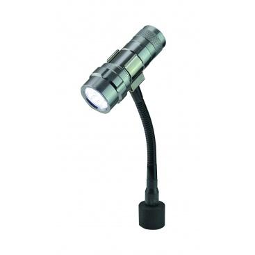 Support magnétique avec lampe - métrologie conseil sourcing