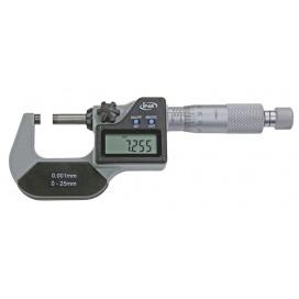 Micromètre d'extérieur digital protégé IP 65 - Métrologie Conseil Sourcing