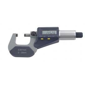 Micromètre d'extérieur digital protégé IP54 - métrologie conseil sourcing
