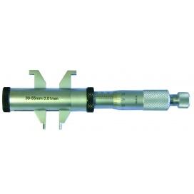 Micromètre d'alésage à 2 touches