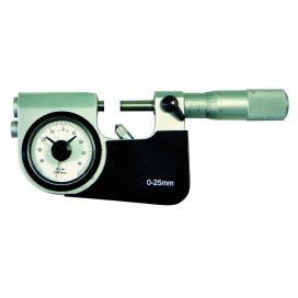 Micromètre d'extérieur à comparateur - MÉTROLOGIE CONSEIL SOURCING
