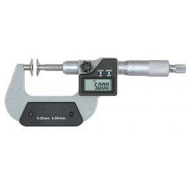 Micromètre digital à plateaux IP 65 - métrologie conseil sourcing