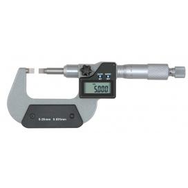 Micromètre à touches couteaux digital - métrologie conseil sourcing