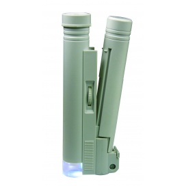 Microscope avec LED - Métrologie conseil sourcing